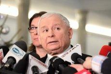 """Jarosław Kaczyński skrytykował w Bydgoszczy opozycję za """"nie liczenie się z żadnymi zasadami""""."""