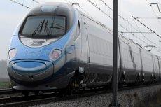 """""""Dziennik Gazeta Prawna"""" twierdzi, że zamówione przez PKP Intercity pociągi Pendolino mają zbyt długie nosy"""