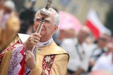Arcybiskup Jędraszewski bagatelizuje problem pedofilii w Kościele.