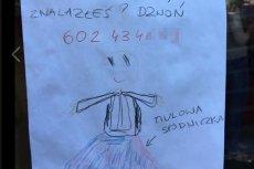 Zaginęła lalka dziewczynki z Warszawy