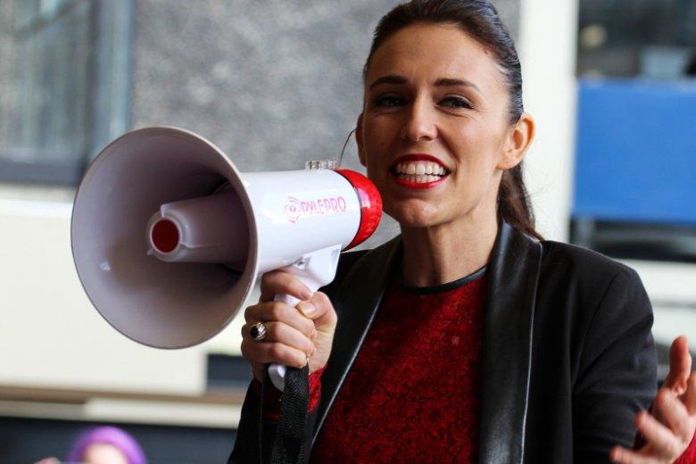 Jacinda Ardern – 26 października ma zostać najmłodszą szefową rządu Nowej Zelandii od 1856 roku.