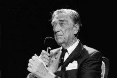 Bohdan Tomaszewski miał 93 lata