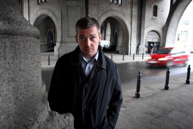 Jan Gołębiowski - psycholog kryminalny, profiler