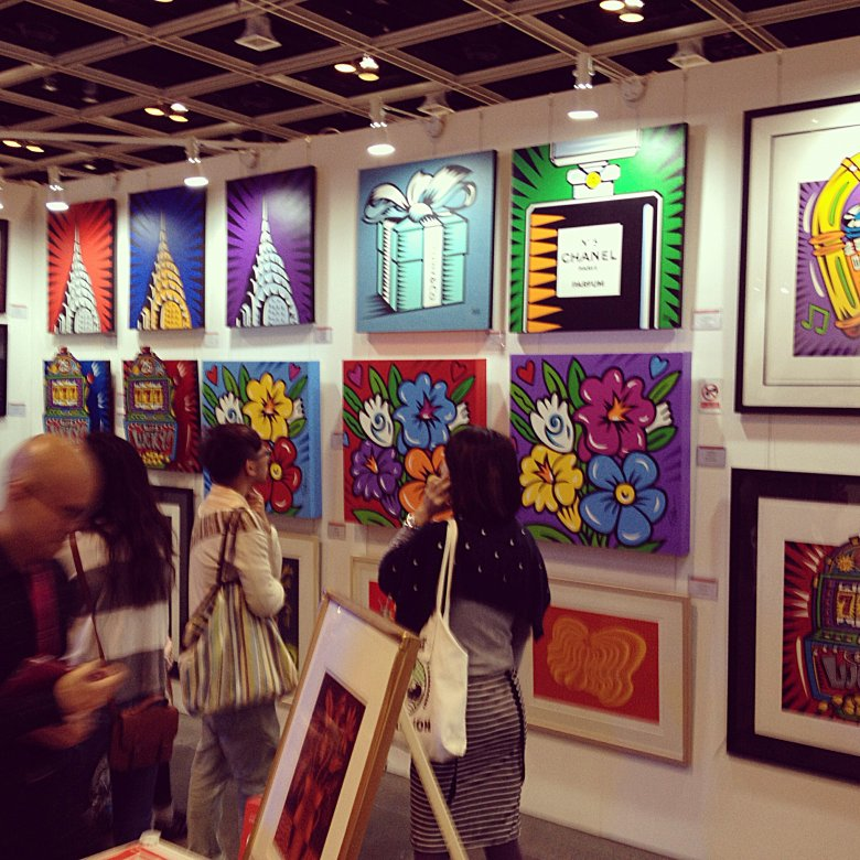 Affordable Art Fair Hong Kong 2013