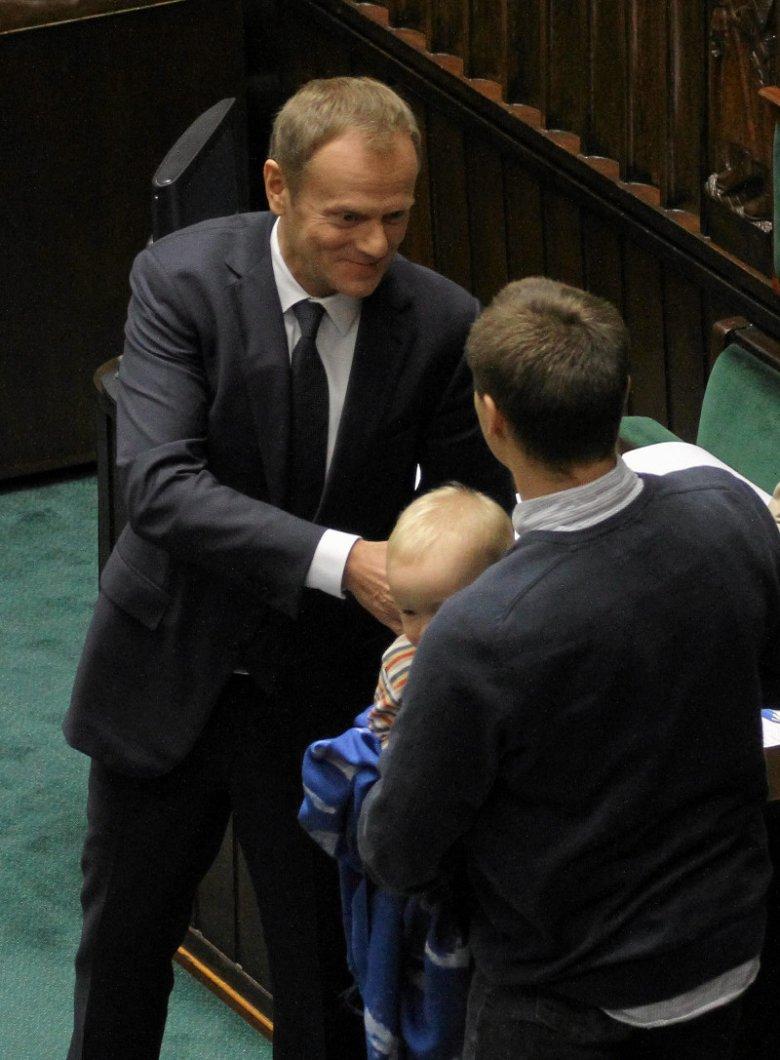Sejm, 2013 rok.