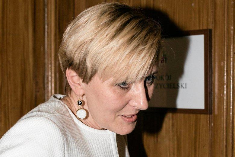 Agata Kornhauser-Duda nie weźmie udziału w obradach okrągłego stołu.
