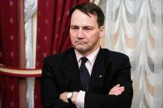 Radosław Sikorski pochwalił PiS i pogratulował wyniku w wyborach do PE.