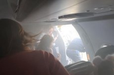 Kłęby dymu pojawiły się na pokładzie samolotu linii British Airways.