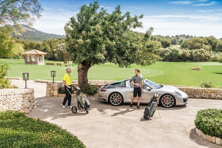 W sobotę startuje turniej golfowy Porsche Generations Open