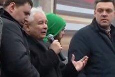 – Idźcie tą drogą, a zwyciężycie! – prezes Jarosław Kaczyński krzyczał na Majdanie. Upss...