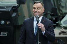 Andrzej Duda w nowym sondażu ma ogromną przewagę nad Małgorzatą Kidawą-Błońską.