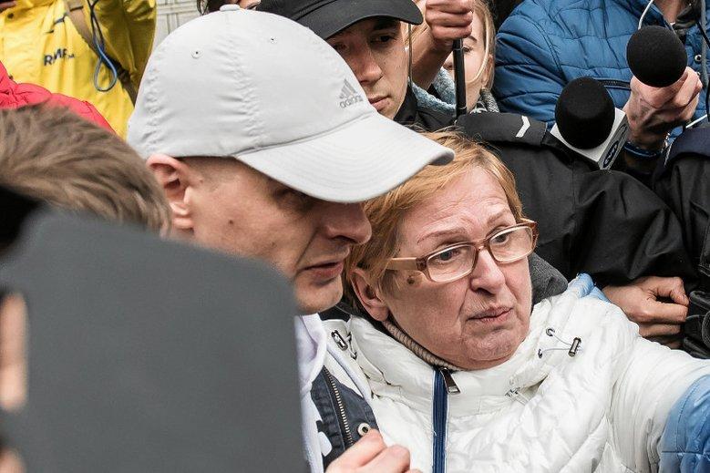 Relacja z dnia Tomasza Komendy na wolności po 18 latach w więzieniu
