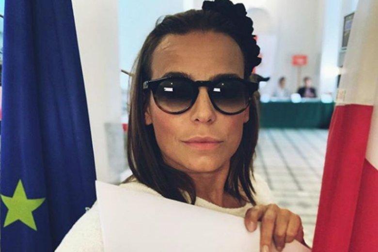 Anna Mucha twierdzi, że trafiła do szpitala, bo przez dłuższy czas była na diecie pudełkowej. Czy to możliwe?