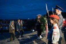 Obchody 78. rocznicy wybuchu II wojny światowej na Westerplatte.