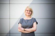 Prezes zarządu Macrologic Barbara Skrzecz-Mozdyniewicz