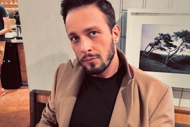 """Sławek Uniatowski dołączy do obsady """"M jak Miłość"""".  Jak sobie poradzi w roli aktora?"""