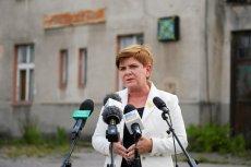 Beata Szydło obiecała kłobucczanom remont i uruchomienie dworca kolejowego. Obietnic nie dotrzymała.