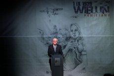 Frank-Walter Steinmeier przyjechał do Wielunia na obchody 80. rocznicy wybuchu II wojny światowej.
