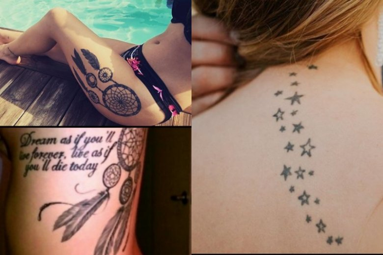 Najgorsze Tatuaze Obciachowe Napisy I Wzory Natemat Pl