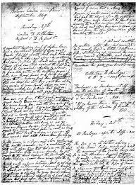 List Rossettiego do Brata zawierający  sonet