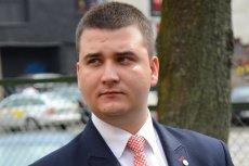 Bartłomiej Misiewicz stwierdził, że Paweł Kukiz jest na poziomie matury.