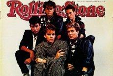 """Duran Duran na okładce """"Rolling Stone"""". Magazyn określił ich wtedy mianem Pięciu Wspaniałych"""