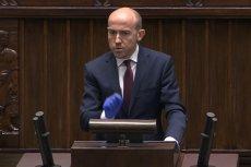 Borys Budka ostro ocenił wystąpienie Mateusza Morawieckiego w Sejmie.
