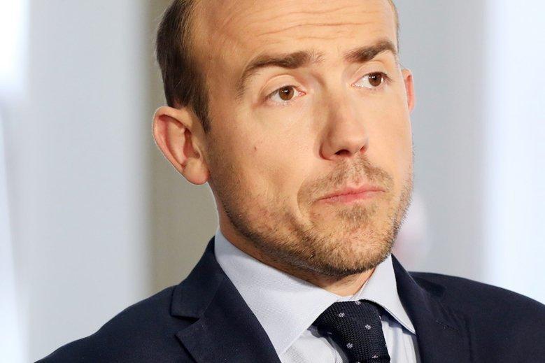 Borys Budka napisał, co myśli o Robercie Biedroniu i Wiośnie. Chodzi o mandat do PE.