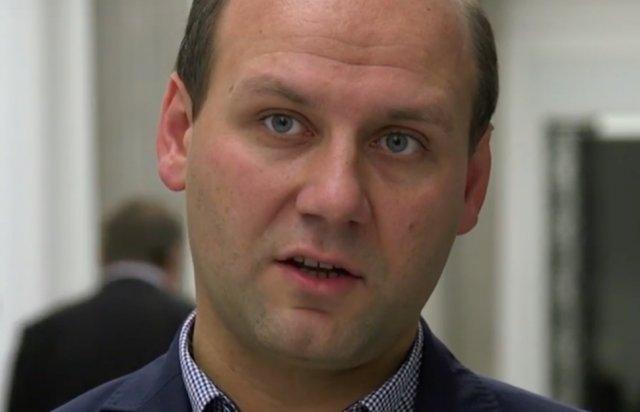 Poseł Szymon Szynkowski vel Sęk (PiS)