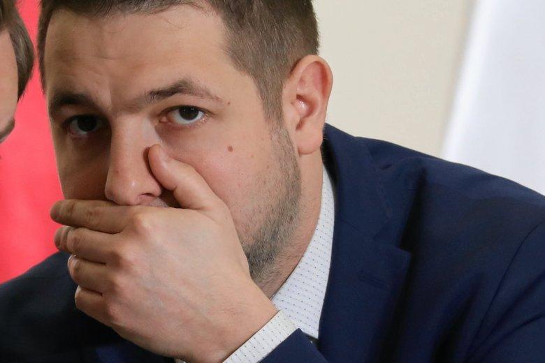 W spocie wyborczym Patryka Jakiego znalazło sięzdjęcie z czeskiej Pragi.
