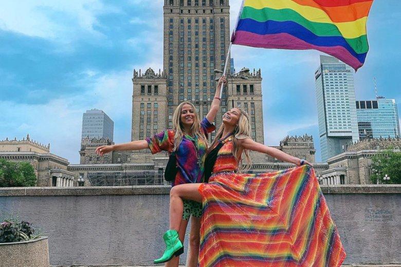 Julii Wieniawie ostro oberwało się za zdjęcie z Parady Równości