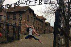 Skandaliczne zachowania zwiedzających Muzeum Auschwitz-Birkenau nie są niestety rzadkością