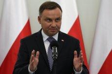 Andrzej Duda powiedział, że nie ma miejsca dla takich organizacji jak Duma i Nowoczesność. Jak wyraził się prezydent, są to organizacje antypolskie.