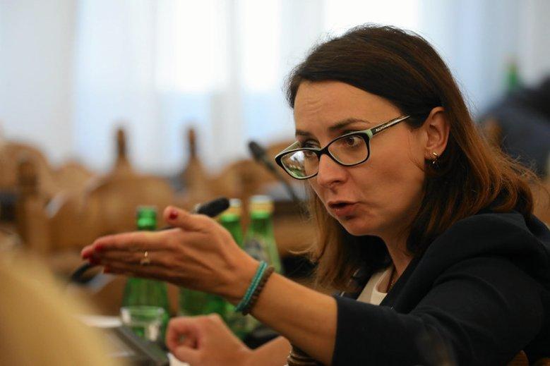 Kamila Gasiuk-Pihowicz ujawniła ważną zmianę w Kodeksie karnym.
