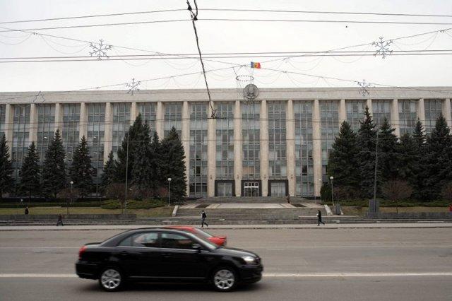 Kyszyniów, stolica Mołdawii
