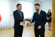 Zbigniew Ziobro podziękował Jakiemu za pracę w Ministerstwie Sprawiedliwości