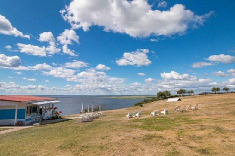 Punkt widokowy na wyspie Wolin