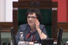 Elżbieta Witek anulowała głosowanie ws. wyboru członków KRS i zarządziła kolejne.