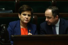 Beata Szydło i Konrad Szymański mówili o sukcesie polskiej dyplomacji przed wyjazdem na szczyt UE do Rzymu.