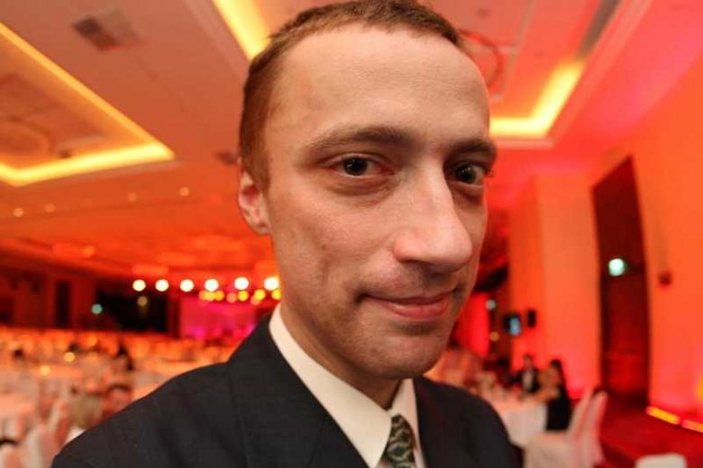 Paweł Mogielnicki - człowiek, który stworzył cośz niczego.