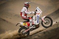 Rafał Sonik trzeci w Rajdzie Dakar. Adam Małysz zajął 15. miejsce
