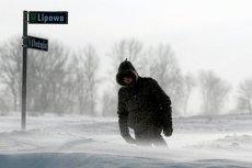 Zima zaatakuje potężną śnieżycą, ale tylko w trzech powiatach południowo-wschodniej Polski.