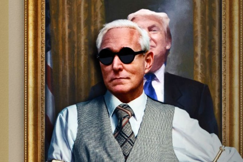 Roger Stone - człowiek, dzięki któremu Trump został prezydentem.
