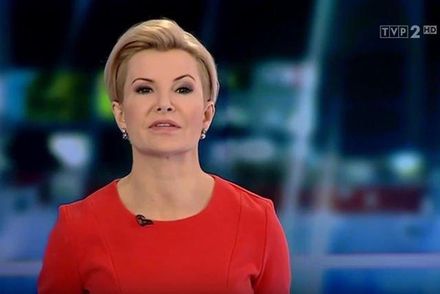 """Joanna Racewicz nie prowadzi już """"Panoramy"""". Nadal czekamy na odpowiedź TVP, jakie zarzuty do jej pracy mieli nowi szefowie."""