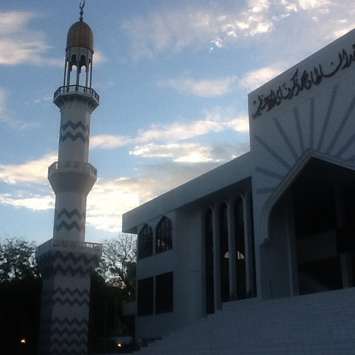 Male City, Friday Mosque, najważniejszy meczet w mieście.