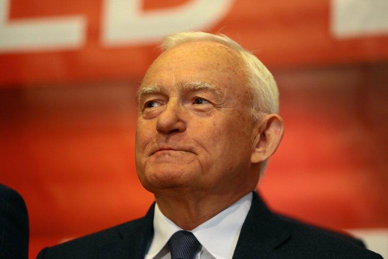Były premier stratował w tegorocznych wyborach do europarlamentu z wielkopolskiej listy KE.
