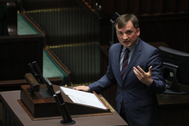 Sejm odrzucił wniosek o wyrażenie wotum nieufności dla Ziobry.