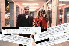 Anna i Robert Lewandowscy krytykowani w sieci za swój udział w Halloween.