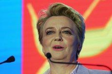 Hanna Zdanowska odchodzi ze sztabu Koalicji Obywatelskiej.