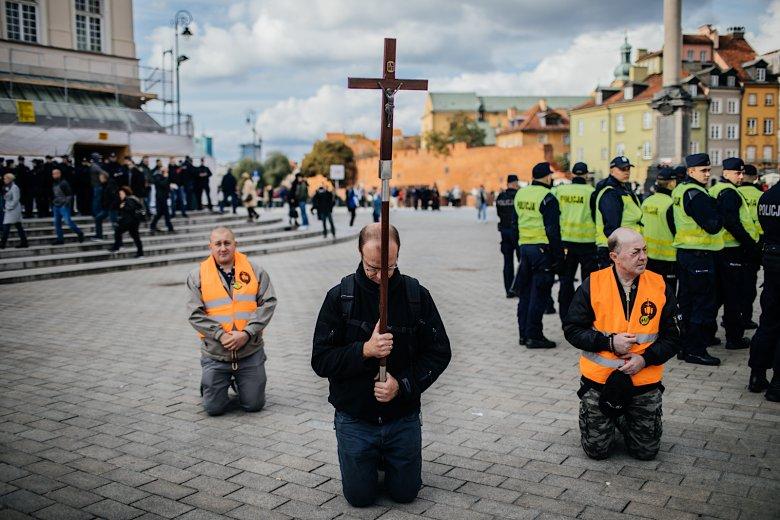 Marsz odbył się bez patronatu Archidiecezji Warszawskiej.